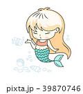 少女 漫画 キャラクターのイラスト 39870746
