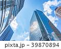 【大阪府】都市風景 39870894