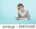女性 若い 人物の写真 39874166
