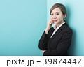 女性 人物 笑顔の写真 39874442
