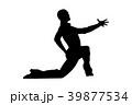ダンス 舞う 舞踊のイラスト 39877534