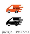 配達 快速 出荷のイラスト 39877783