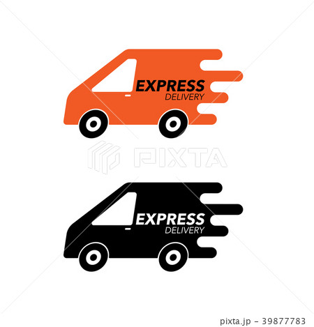 Express delivery icon concept.  39877783