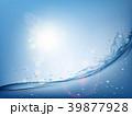 ウォーター 水 水分のイラスト 39877928