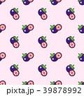 まんごすちん マンゴスチン マンゴスティンのイラスト 39878992