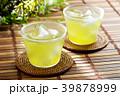 お茶 煎茶 冷茶の写真 39878999