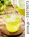 お茶 冷茶 日本茶の写真 39879073