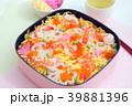 ちらし寿司 寿司 鮨の写真 39881396