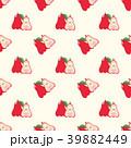 りんご アップル リンゴのイラスト 39882449