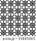 Background with seamless pattern in islamic style 39883865