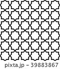 Background with seamless pattern in islamic style 39883867