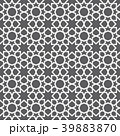 Background with seamless pattern in islamic style 39883870