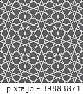 Background with seamless pattern in islamic style 39883871