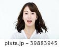 女性 若い 驚くの写真 39883945