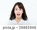女性 若い 驚くの写真 39883948