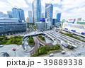 東京 新宿駅西口風景 39889338