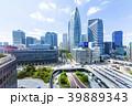 東京 新宿駅西口風景 39889343