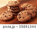 チョコチップクッキー 39891344