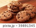 チョコチップクッキー 39891345