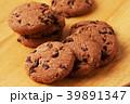 チョコチップクッキー 39891347