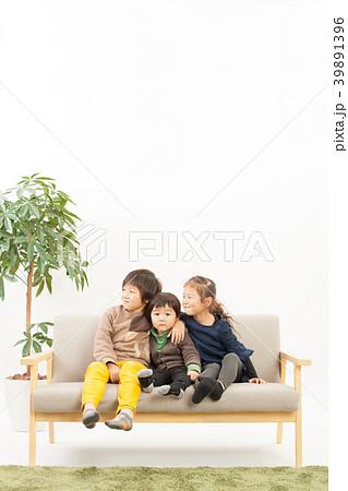 仲の良い大家族 39891396