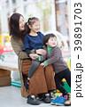 家族 子育て 子の写真 39891703
