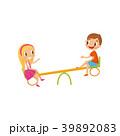 子供 少女 少年のイラスト 39892083