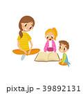 おかあさん お母さん 母のイラスト 39892131