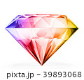 ダイヤモンド イラスト イラストレーションのイラスト 39893068
