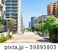 住宅街 住宅地 マンションの写真 39893803