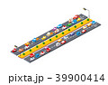 交通 運輸 搬送のイラスト 39900414