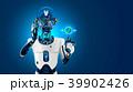 ロボット サイボーグ 人工のイラスト 39902426