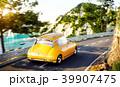 車 自動車 道路のイラスト 39907475