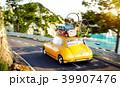 車 自動車 トラベルのイラスト 39907476