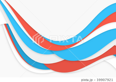 pink and blue tone presentation backgroundのイラスト素材 39907921