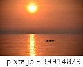 日本海 海 漁船の写真 39914829