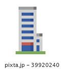 ドット絵 ゲーム 建物のイラスト 39920240