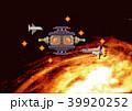 攻撃 戦闘機 ドット絵のイラスト 39920252