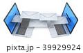 電子メール ノートパソコン メールのイラスト 39929924