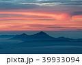飯豊本山から見る未明の磐梯山 39933094