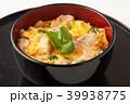 親子丼 丼 丼物の写真 39938775