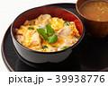 親子丼 丼 丼物の写真 39938776