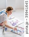 絵 描画 絵画の写真 39941645