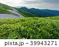 飯豊連峰 御西岳 自然の写真 39943271