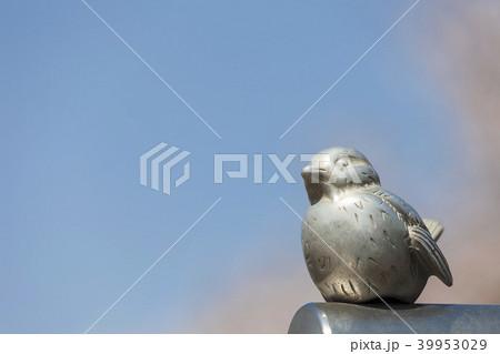 小鳥の彫刻 39953029
