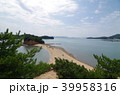 小豆島 エンジェルロード 瀬戸内海の写真 39958316