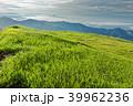 飯豊連峰 草原 御西岳の写真 39962236
