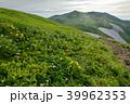 飯豊連峰 御西岳 自然の写真 39962353
