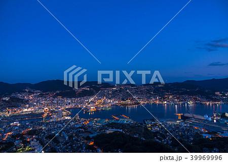 《長崎県》稲佐山の夜景・日本三大夜景 39969996