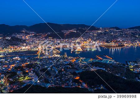 《長崎県》稲佐山の夜景・日本三大夜景 39969998